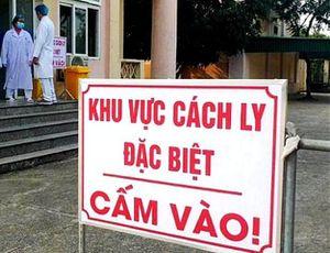 Một người gần kết thúc cách ly phát hiện mắc Covid-19, số ca mắc tại Việt Nam tăng lên 249