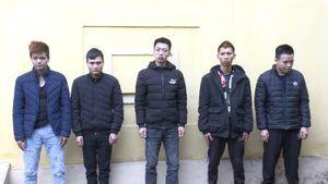 Băng nhóm trộm cắp xe máy chuyên nghiệp 'sa lưới'