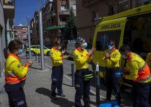Sau vài ngày giảm, số người chết và tử vong vì COVID-19 ở Tây Ban Nha lại tăng