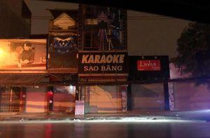 Đình chỉ chủ tịch phường để quán karaoke hoạt động trong dịch COVID-19