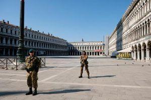 COVID-19 khiến quân đội châu Âu 'co lại'
