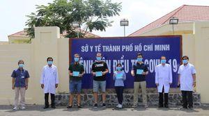 Thêm 8 trường hợp được điều trị khỏi bệnh COVID-19 tại TP Hồ Chí Minh
