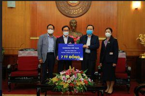 Samsung Việt Nam ủng hộ 10 tỷ đồng chung tay phòng, chống Covid-19