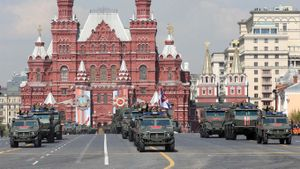 Gần 7.500 ca mắc Covid-19, Nga tổ chức Ngày Chiến thắng không có cựu chiến binh