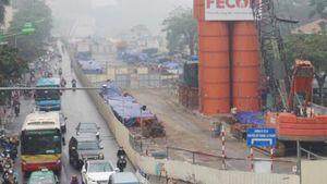 Ô nhiễm bụi, tiếng ồn tăng ở các tỉnh miền Bắc