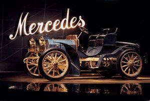 Bất ngờ với lịch sử tên gọi của hãng Mercedes-Benz, khởi nguồn của 120 năm lịch sử