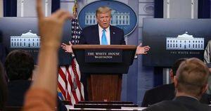 Tổng thống Trump tiếp tục 'thêm dầu nóng' cho khẩu chiến với WHO