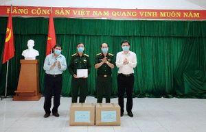 Đại học Quốc gia TP Hồ Chí Minh chung tay phòng, chống dịch