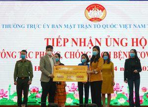 Quang Hải, Hùng Dũng đóng góp 1 ngày lương đẩy lùi Covid-19