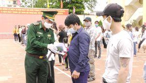 Quảng Bình thắm tình quân-dân trong cuộc chiến chống COVID-19