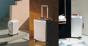 RIMOWA 'remix' hàng loạt thiết kế vali kinh diển, truyền cảm hứng cho những chuyến đi
