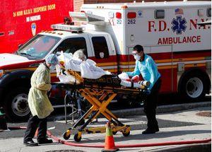 Chicago mở kho động lạnh để chứa 2.000 thi thể nạn nhân COVID-19