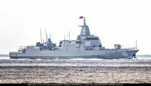 Điểm mạnh, yếu của Type-055, khu trục hạm lớn nhất thế giới của hải quân Trung Quốc