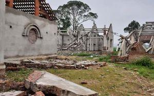 Nghệ An: Dân tự ý phá dỡ chùa triệu USD xây trái phép