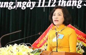 Bí thư Tỉnh ủy Ninh Bình Nguyễn Thị Thanh làm Phó Ban công tác đại biểu - Ủy ban Thường vụ Quốc hội