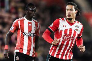 Đội hình toàn sao giúp Southampton xếp trên Liverpool năm 2016
