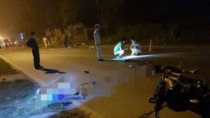 2 xe máy đấu đầu, 3 người tử vong tại chỗ