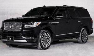 'Khủng Long' Lincoln Navigator L 2020 bọc thép từ 3,6 tỷ đồng