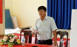 Một Chủ tịch UBND phường ở Quảng Nam bị khởi tố vì 'dính' sai phạm trong đền bù, GPMB