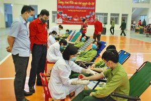 Tiếp tục tạo sức lan tỏa trong phong trào hiến máu tình nguyện