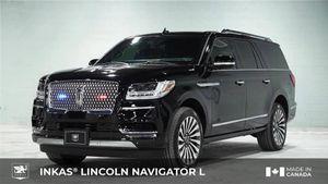 Khám phá Inkas Lincoln Navigator L 2020 có khả năng chống đạn