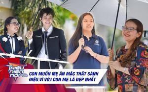 Gil Lê 'cười ngất' vì nữ sinh lớp 9 dám chê mẹ lề mề, ăn mặc chán: 'Con muốn mẹ thật sành điệu'