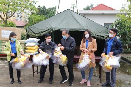 Kim Sơn: Trên 130 triệu đồng ủng hộ phòng, chống dịch Covid-19