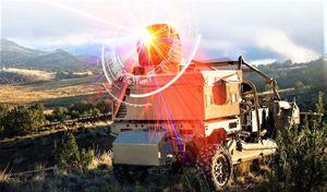 Không quân Mỹ điều vũ khí năng lượng định hướng ra nước ngoài