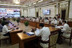 TP. Hồ Chí Minh đề xuất cho phép mở dần một số hoạt động thiết yếu