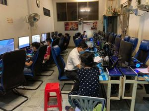 Thêm quán game cho thiếu niên 'cày' giữa dịch COVID-19