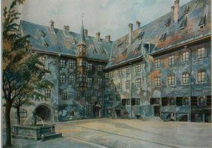 Ngạc nhiên với tài năng hội họa của Adolf Hitler
