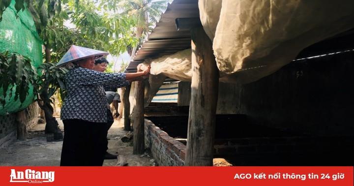 Đồng bào dân tộc thiểu số Khmer thay đổi tư duy làm kinh tế