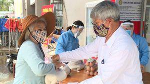 Cây ATM gạo ở Bình Định giúp người nghèo đi qua đại dịch Covid-19