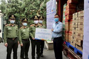 Nestlé Việt Nam hỗ trợ 12 tỷ đồng phòng, chống dịch Covid-19 và phát động chương trình 'Luôn khỏe - Luôn tích cực'