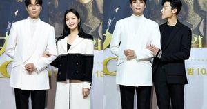 Họp báo 'Quân vương bất diệt': Lee Min Ho siêu đẹp trai, nhưng lại đắm đuối bên... nam phụ