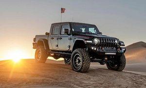 'Quái vật' Maximus 1000 độ từ Jeep Gladiator hơn 5 tỷ đồng