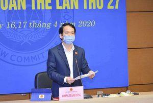 Đề xuất chưa sửa đổi, bổ sung Luật Đất đai trong năm 2020