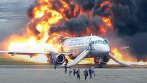 Nga công bố nguyên nhân gây thảm kịch máy bay Superjet khiến 41 người thiệt mạng