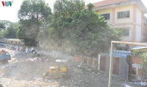 Bãi rác xây dựng hoạt động xuyên dịch, dân kêu cứu, chính quyền bất lực