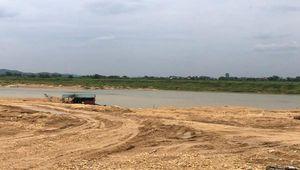 Phức tạp trong hoạt động của mỏ cát Nghĩa Đồng (Tân Kỳ, Nghệ An)