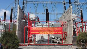 Hoàn thành giai đoạn 1 dự án nâng công suất trạm biến áp 500kV Vĩnh Tân