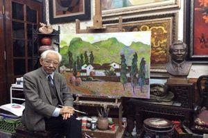 Những mẩu chuyện nhỏ thương nhớ họa sĩ Trần Khánh Chương