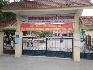 Gần 300.000 học sinh Thanh Hóa trở lại trường học