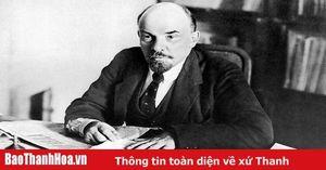Kỷ niệm 150 năm ngày sinh V. I. Lênin (22-4-1870 - 22-4-2020): V. I. Lênin - Một nhân cách vĩ đại
