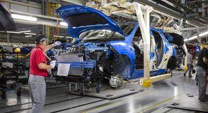 Ôtô sản xuất trong năm 2020 sẽ giảm mạnh?