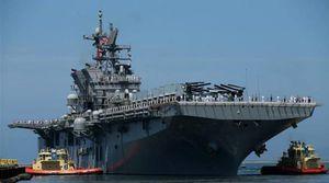 Mỹ điều 2 tàu chiến tới Biển Đông