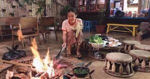 Midu chia sẻ cuộc sống làm vườn, nấu nướng đầy an yên