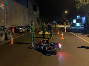 Tìm được xe ô tô gây tai nạn làm 2 người tử vong trên quốc lộ 1A