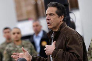 Thống đốc New York: Virus đến đây từ châu Âu, không phải Trung Quốc