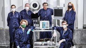 NASA chế tạo máy thở cho bệnh nhân Covid-19